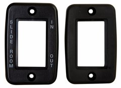 Slide Room Switch Plate Cover P3815W