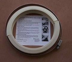 SeaLand Toilet Bowl / Base Clamp Kit, Bone, 385310048