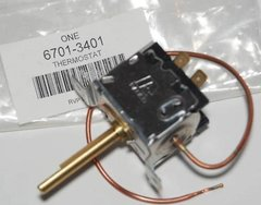 Coleman Thermostat, Cool Only, 6701-3401