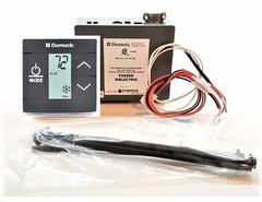 Dometic Single Zone LCD Thermostat, Cool/Furnace/Fan, 3316230.014