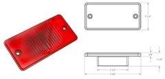LED Marker Light, Red 12 Diode, L14-0059R