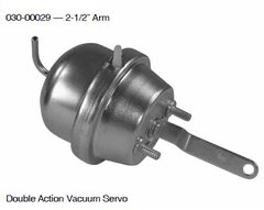 Single Action Vacuum Servo With 2-1/2 Inch Arm 030-00029