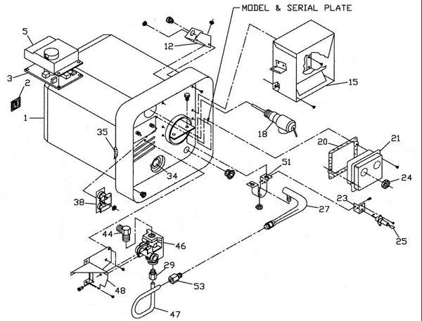 Suburban water heater tune up kits pdxrvwholesale suburban water heater model sw10d tune up kit sciox Choice Image