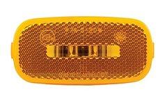 LED Marker Light, Amber  2 Diode, L14-0079A