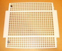 Coleman Ceiling Assembly Grille 9330A5651