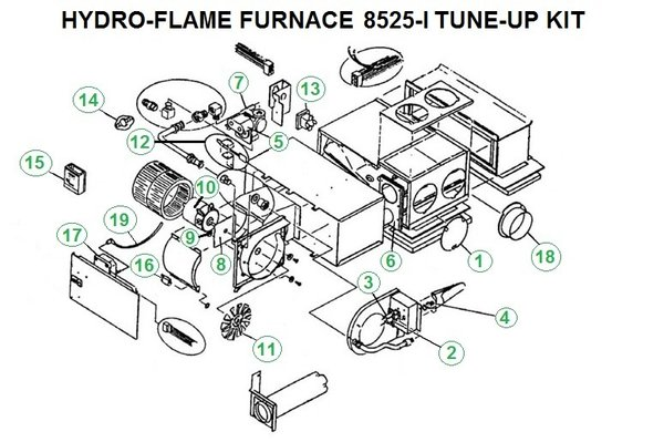 fleetwood rv wiring diagram with Atwood Hydroflame Furnace Model 8525 I Tune Up Kit on Atwood Hydroflame Furnace Model 8525 I Tune Up Kit additionally RV Electricity additionally 297308012871089888 besides Rv Plumbing additionally Atwood Hydroflame Furnace Model 8012 Ii Tune Up Kit.