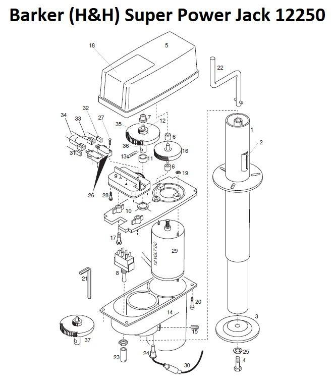 rv jack & landing gear | pdxrvwholesale kwikee steps wiring diagram on