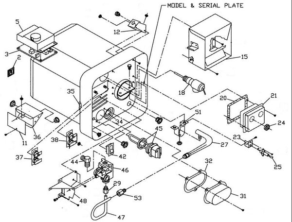 suburban water heater model sw10de parts | pdxrvwholesale, Wiring diagram