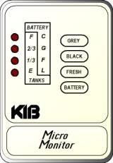 KIB Electronics Monitor Panel Model M21NPVW Repair / Installation Kits