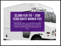 MyGround® Sales - $2,000 Flat Fee for Sellers