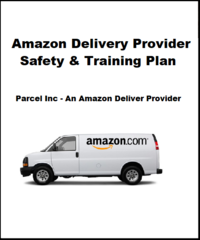 Amazon Delivery Provider Safety and Training Plan