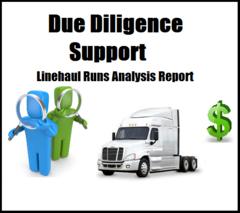 Linehaul Run Buyer Advisement - Full Due Diligence Support
