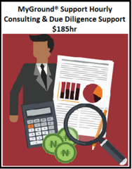 Hourly Consulting Services & Due Diligence Support