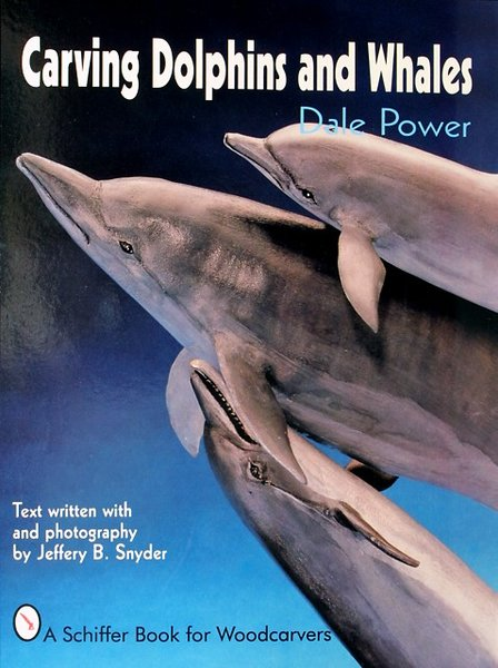 Carving dolphins and whales mdi woodcarvers supply