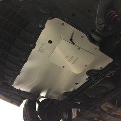 S032AL-2 (Aluminum Engine Splash Shield / Under Tray for Lexus SC400)
