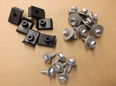 OEM Install Hardware Kit For Engine Splash Shield