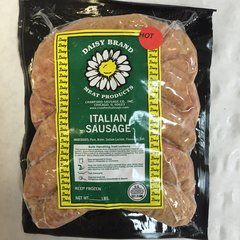 Italian Sausage Hot (1 lb pack)