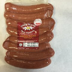 Maxwell Street Style Smoked Polish Sausage (3 lb pack)