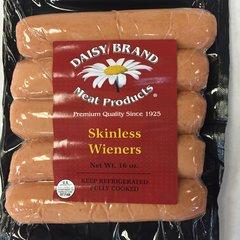 Jumbo Skinless Wieners (16 oz pack)
