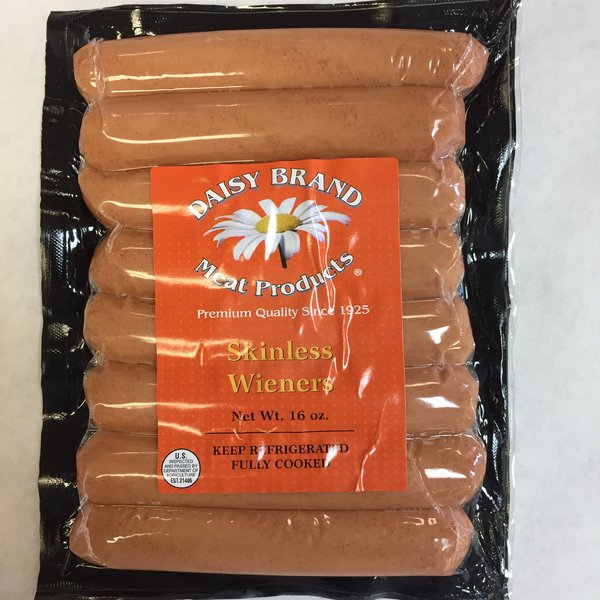 Daisy Brand Skinless Hot Dogs