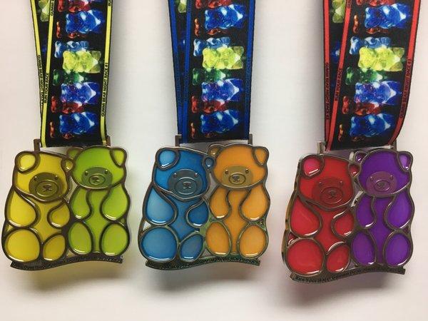 Gummi Bear Series 3 Medals