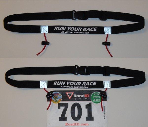 Race Bib Belt
