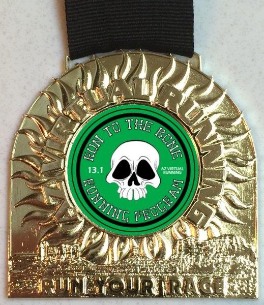 Run To The Bone 13.1