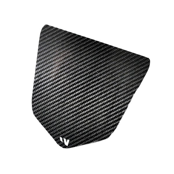 FWC Universal Carbon Fiber Rear Number Plate