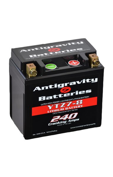 Antigravity YTZ7-8 Battery
