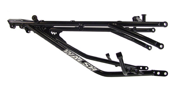 Walsh Race Craft YFZ450R Subframe