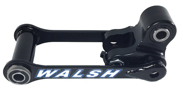 Walsh Race Craft YFZ450R Linkage System