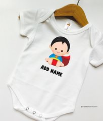 Baby Boy Superheroes (4 Designs)
