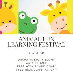 Animal Fun Learning Festival