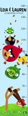 Angry Bird Growth Chart
