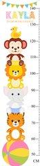Baby Zoo Growth Chart