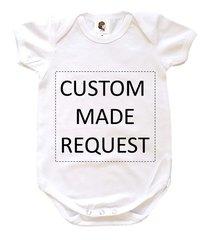 Custom Made Romper/Tee