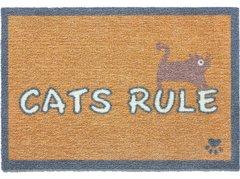 Howler & Scratch - Cats Rule - Orange