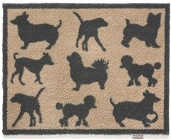 Hug Rug - All Over Dogs - 65 x 85 cm