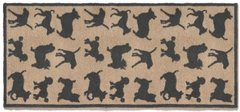 Hug Rug - All Over Dogs Runner- 65 x 150 cm