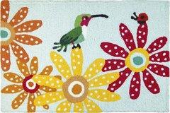 Hummingbird and Ladybug