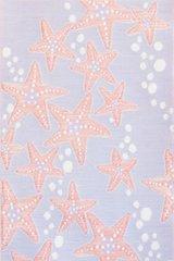 Starfish - Periwinkle/Salmon