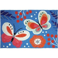 Butterflies on Azure