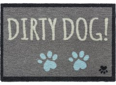 Howler & Scratch - Dirty Dog - Grey