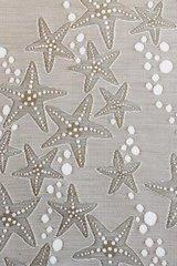 Starfish – Taupes/Cream
