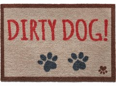 Howler & Scratch - Dirty Dog - Brown