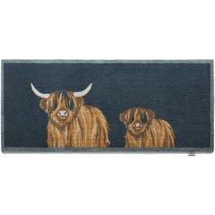 Hug Rug - Highland Cow Runner - 65 x 150cm