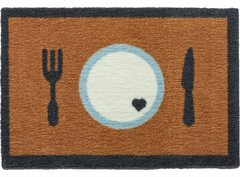 Howler & Scratch - Dinner Plate - Brown