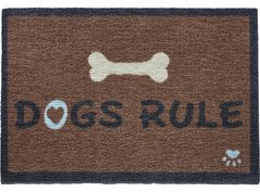 Howler & Scratch - Dogs Rule - Dark Brown