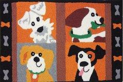 4 Square Pups