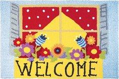 Welcome Window Box